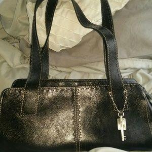 Vintage Fossil purse shoulder bag